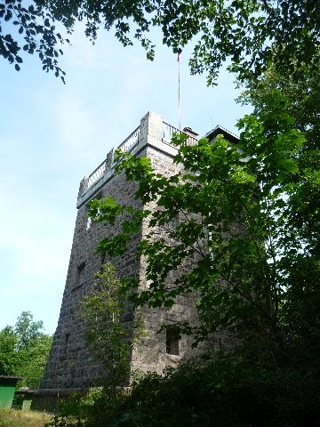Aussicht vom Eichelbergturm